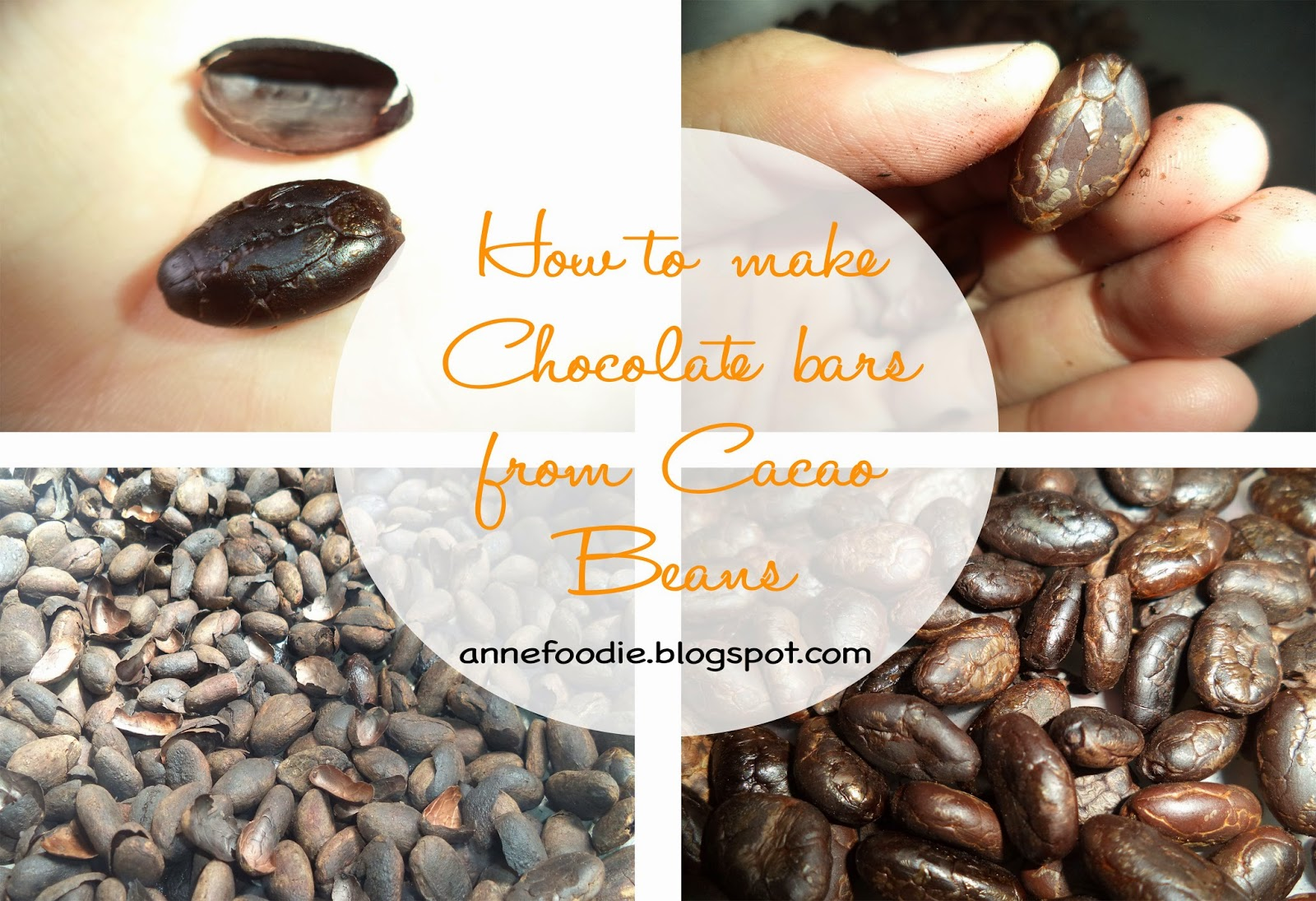 This is how I make my own version of chocolate bar from Cacao beans. In this post I shared how to make homemade chocolate from your own kitchen and using the equipment that already have at home like blender to pulverize my cacao beans. I posted the procedure to be easily follow for beginner like me. This recipe also contains only 3 ingredients to make pure chocolate and this recipe can be customized if you want to add other flavors like salt, cashew nuts or milk.
