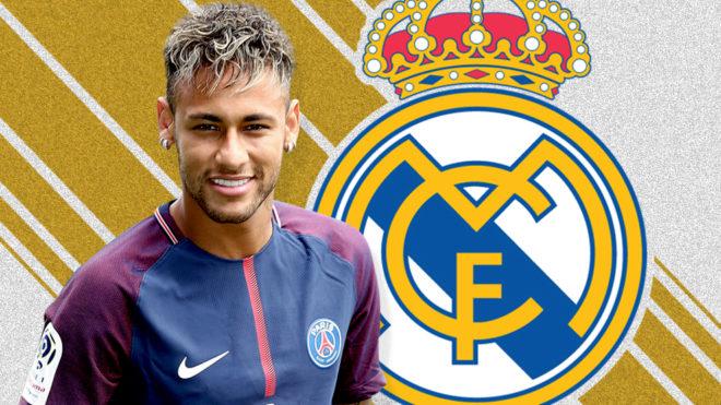 PSG Sangat Terganggu Dengan Real Madrid Yang Mengaitkan Neymar