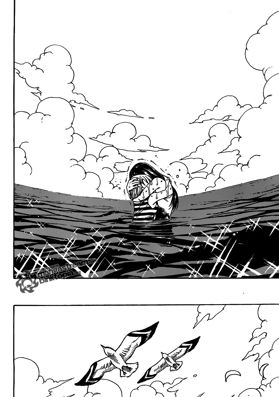 Fairy Tail chap 250 trang 17