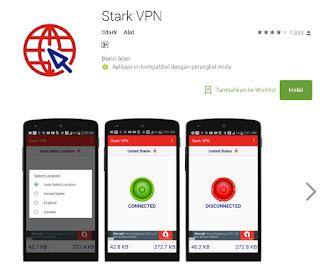 Aplikasi Stark VPN