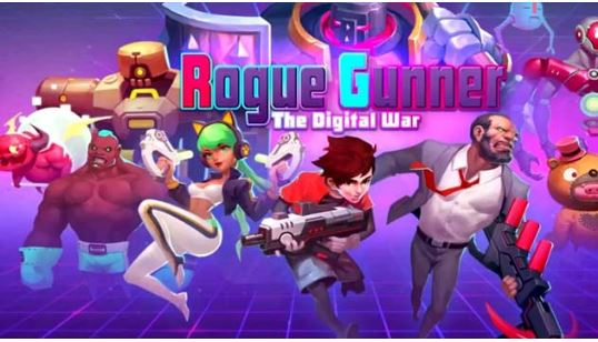 لعبة  Rogue Gunner  مهكرة MOD Money  للاندرويد