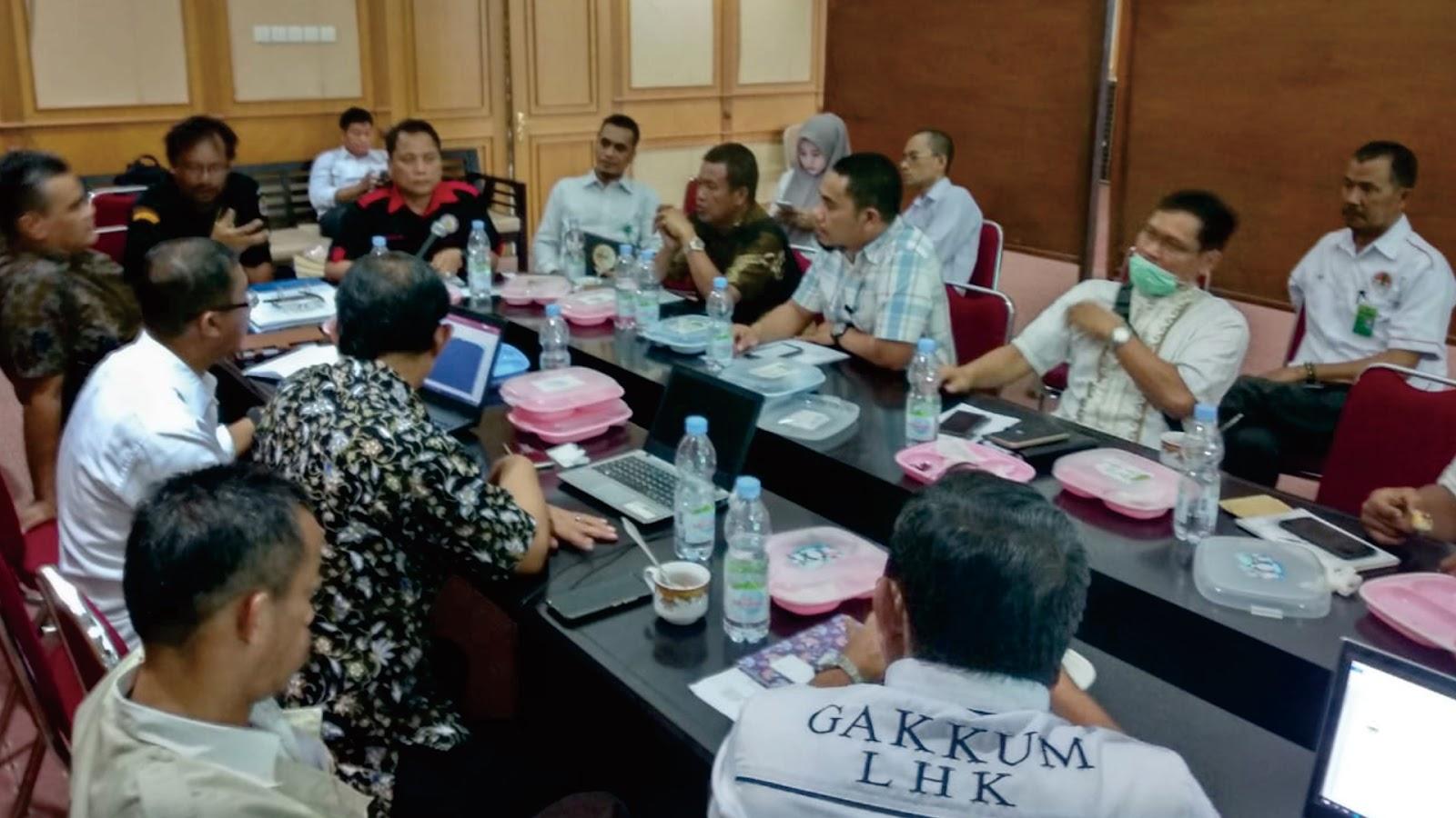Bola Panas Verifikasi Lapangan Terhadap PT South Sulawesi LNG di Kabupaten Wajo Masih Berlanjut
