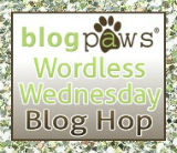 BlogPaws Blog Hop Badge
