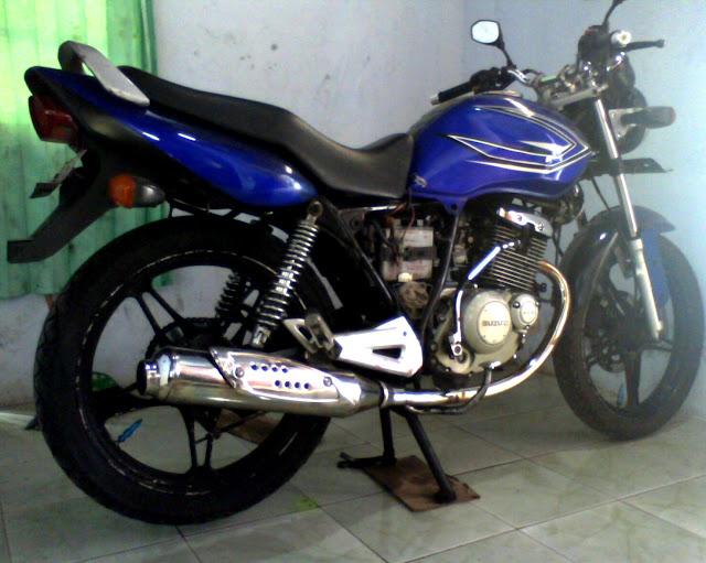 Motor Thunder 125 Faqih