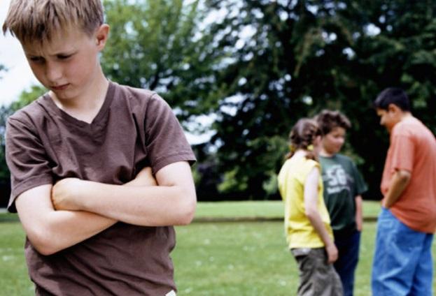 El niño en relación a otros chicos de sus edad