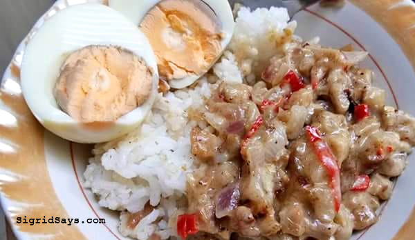homemade sisig - Bacolod eats - food - homecooking - family - Bacolod blogger - Bacolod lifestyle blogger