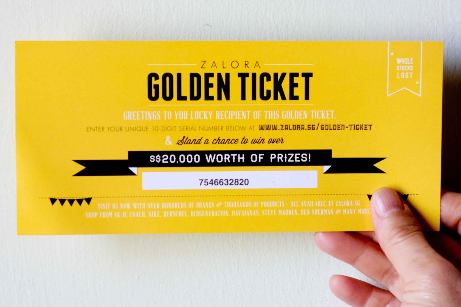 golden ticket template | trattorialeondoro