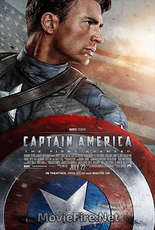 Captain America: The First Avenger (2011) 1080p