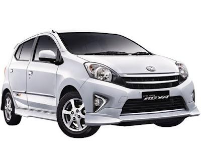 Harga Mobil Toyota Agya Terbaru Agustus 2016