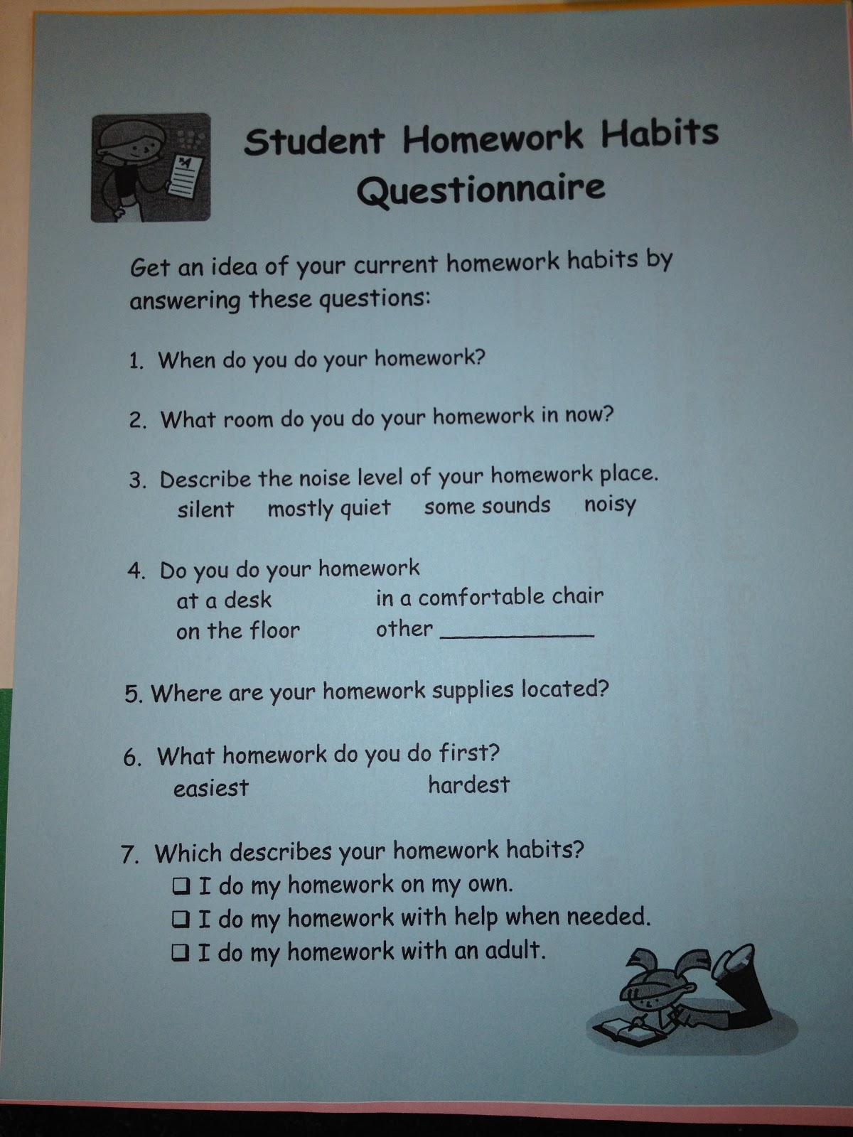 School Counseling From A Z Homework Without Headaches Workshop