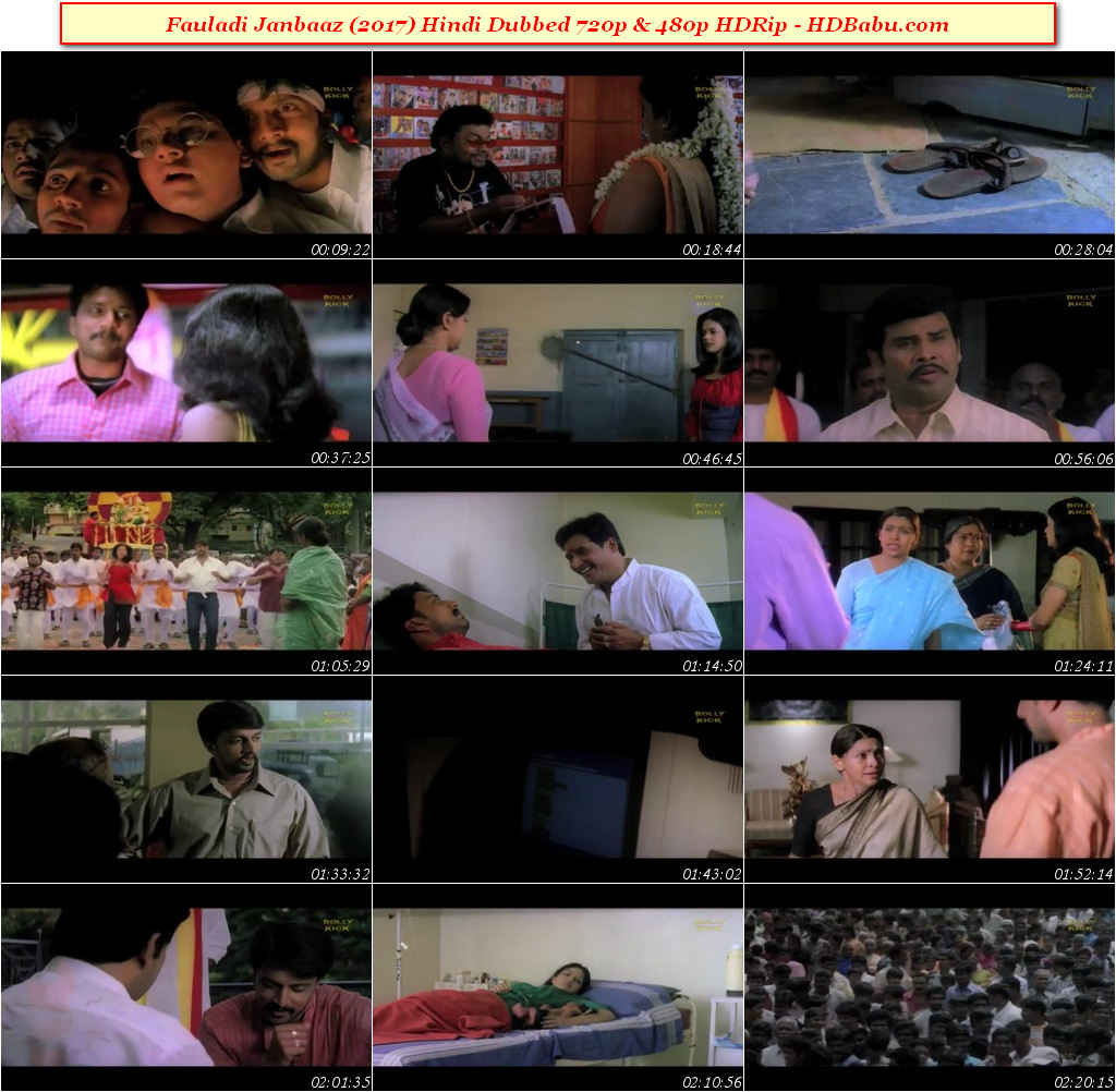 Fauladi Janbaaz Hindi Dubbed Full Movie Download