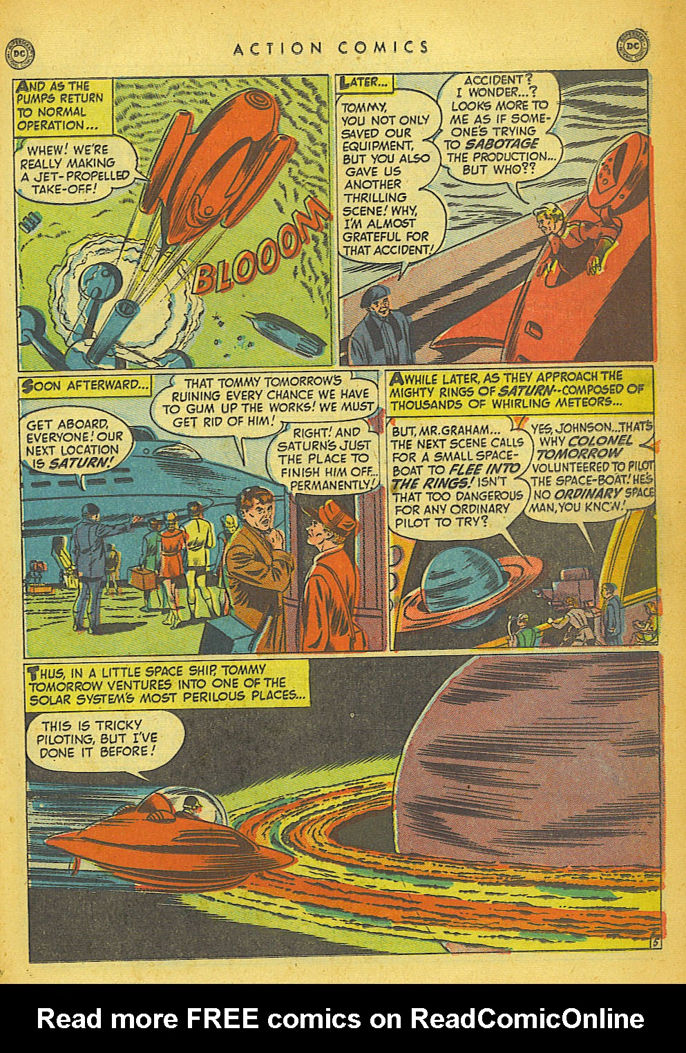 Read online Action Comics (1938) comic -  Issue #149 - 18