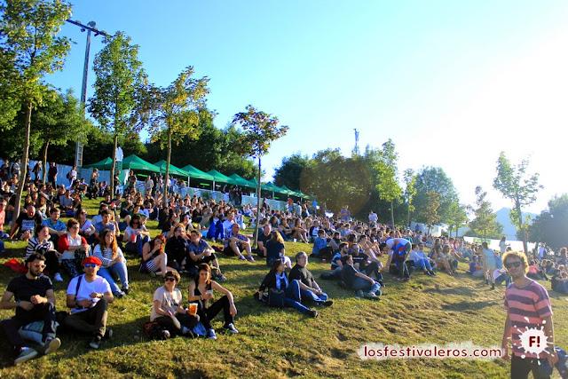 BBK, Live, 2016, Festival, Bilbao, Concierto, Música,