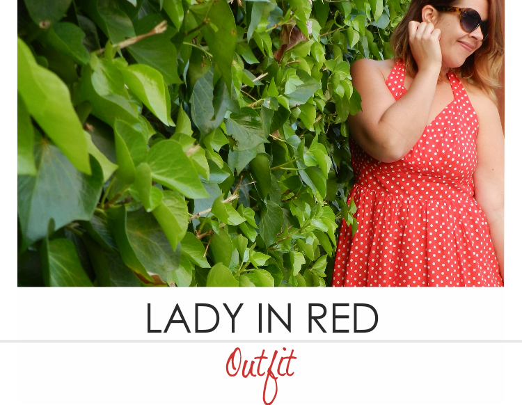 Lady In Red · Outfit