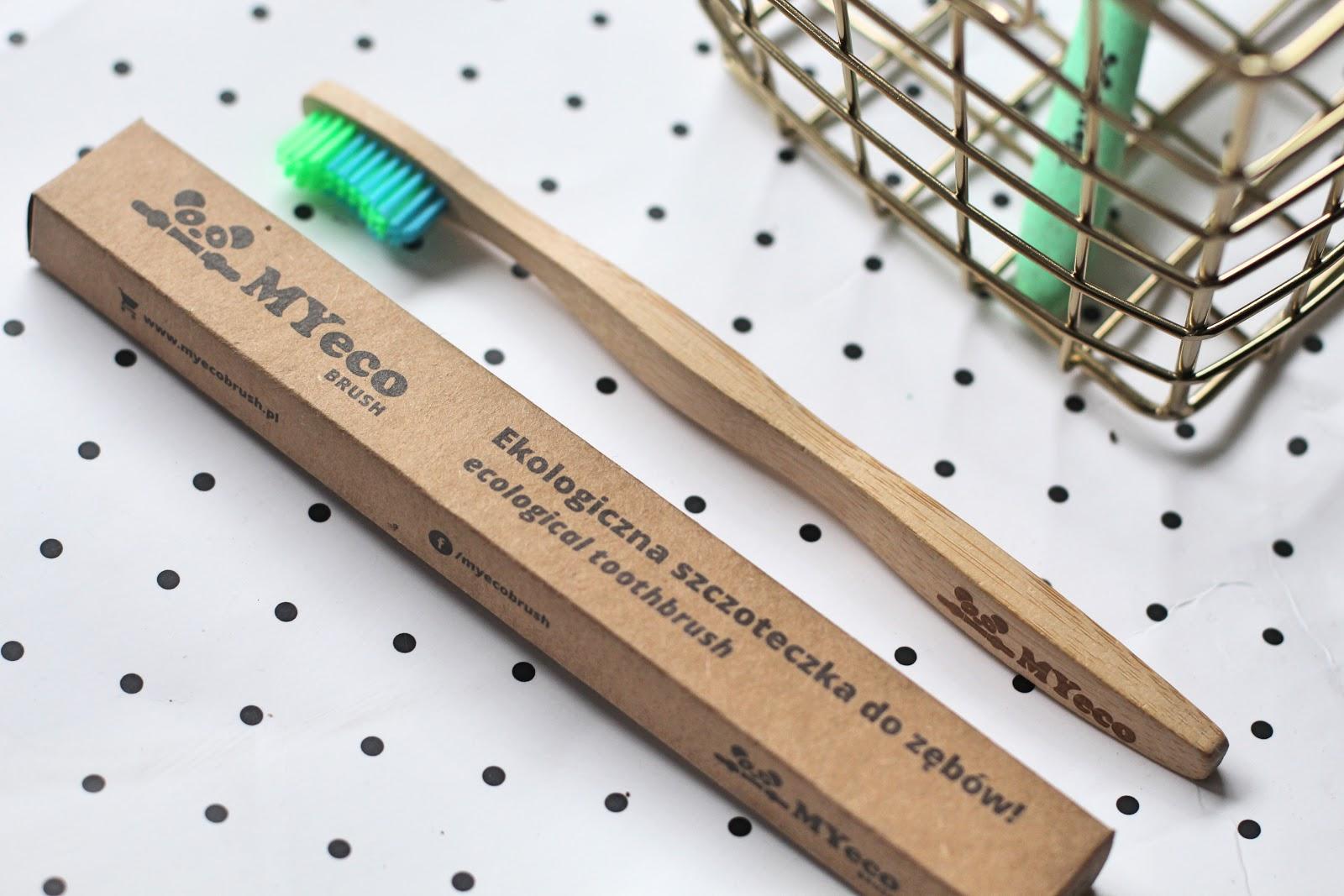 MyEcoBrush - Ekologiczne szczoteczki do zębów