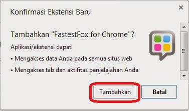 EXVONS: Cara Mempercepat Google Chrome dengan Ekstensi