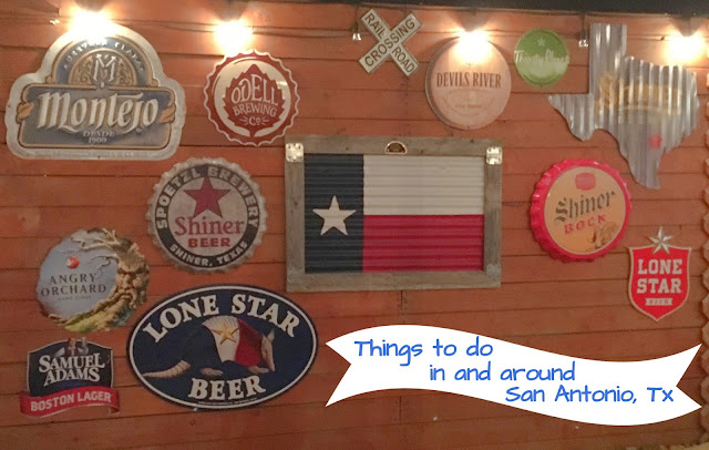 {Erin Out and About} Things to do in and around San Antonio