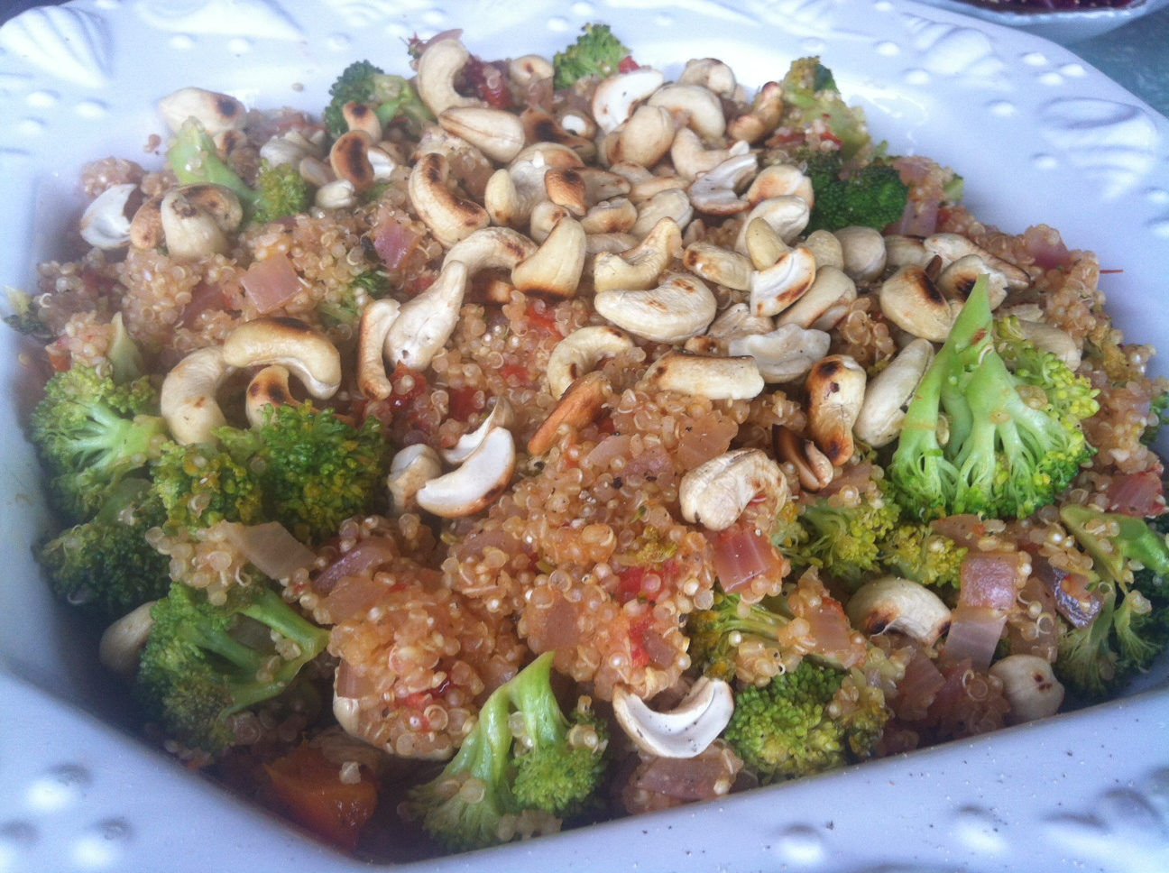 Quinoa Salad Whole Foods Calories