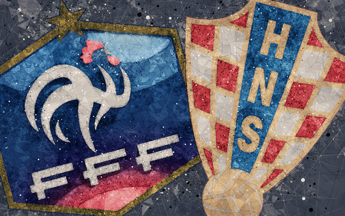 Match Preview WC Final - France vs Croatia