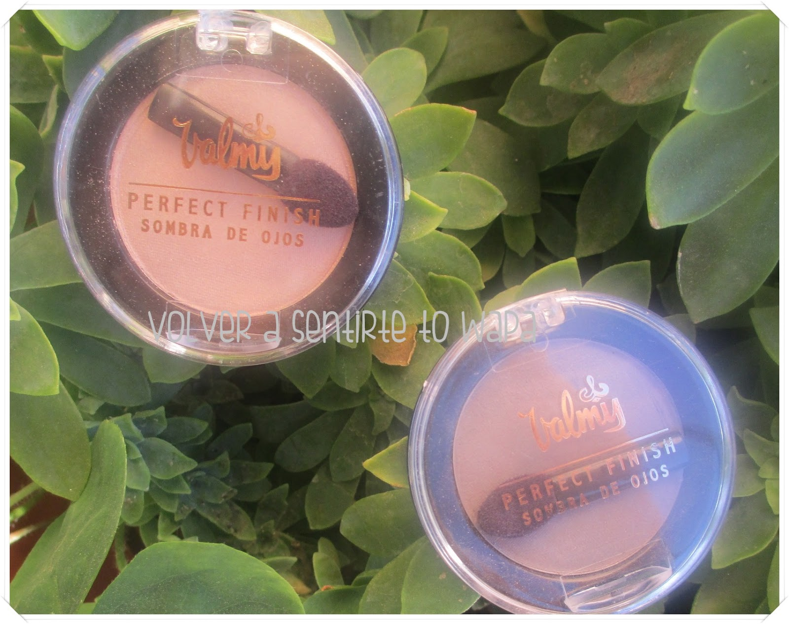 Sombras Perfect Finish de Valmy