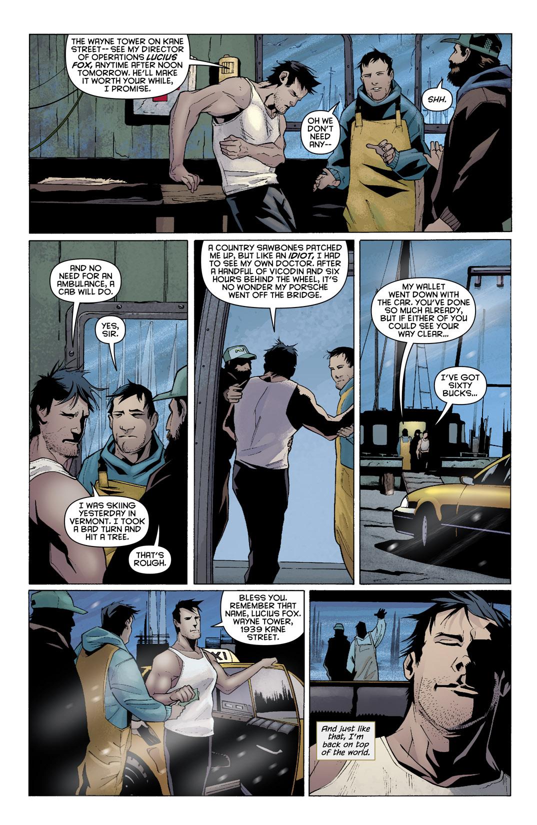Detective Comics (1937) 852 Page 5