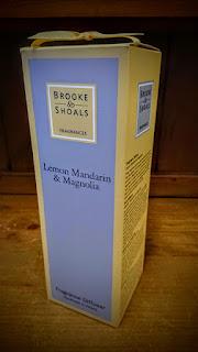 Brooke and Shoals - Fragrance Diffuser - Lemon Mandarin and Magnolia