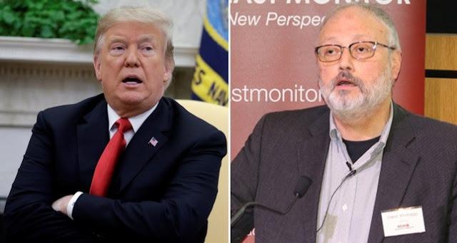 Trump Janji Bocorkan Nama Pembunuh Khashoggi 2 Hari Mendatang