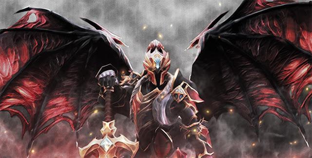 Dragon Knight - Dota 2 Wallpaper Engine