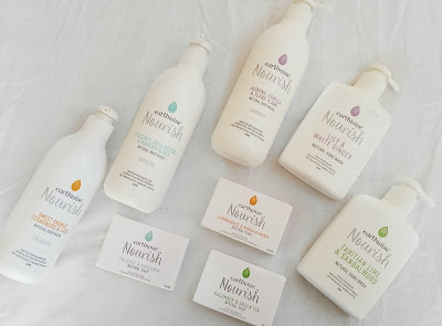 Earthwise Nourish Natural Skincare