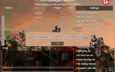 GTV Plus sắp sửa ra mắt phiên bản AoE AntiHack cho cộng đồng