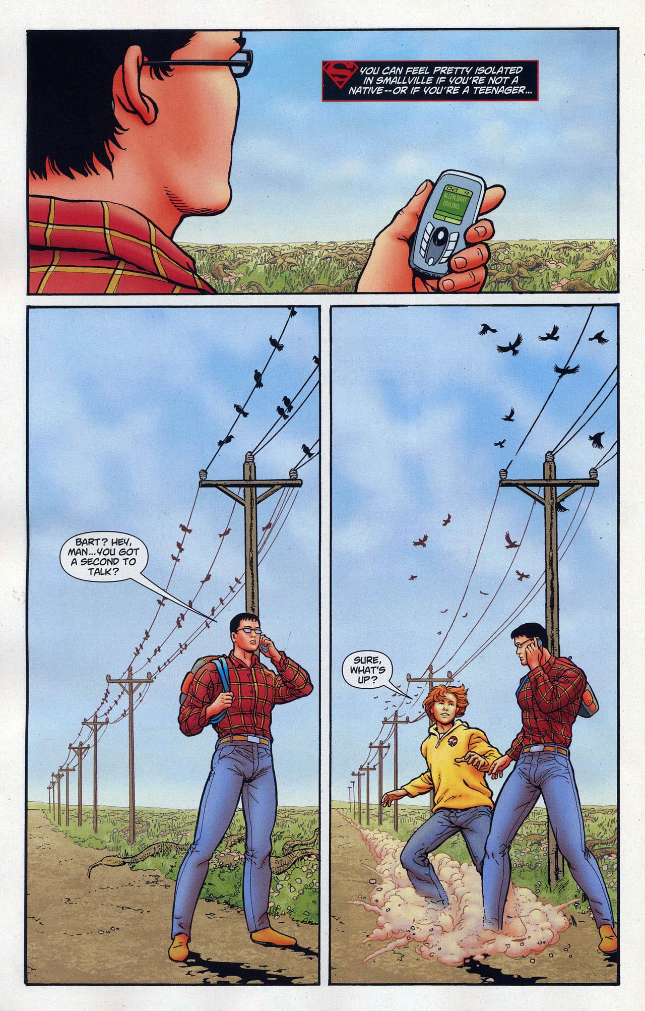 Superboy [I] Issue #3 #3 - English 11
