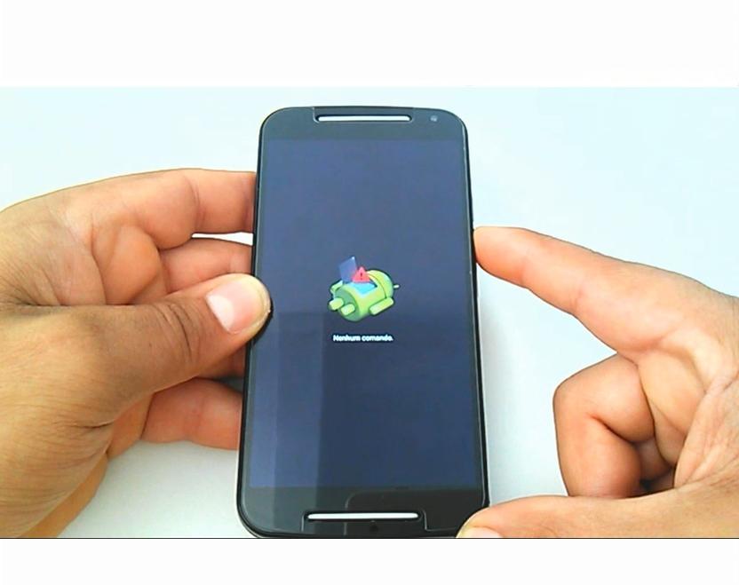 Como Formatar Motorola Moto G 2 Segunda geração XT1068