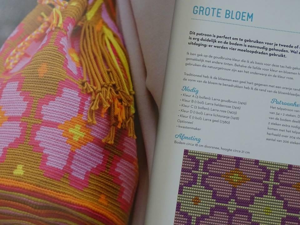 Textielplatform Mochila Haken In Museum De Kantfabriek