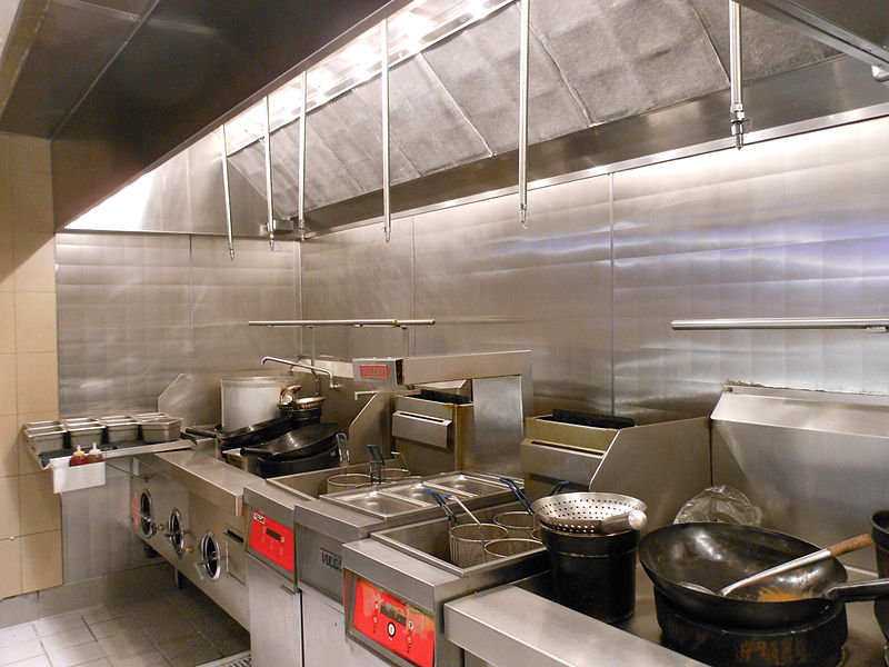 Prevent Restaurant Fires By Cleaning Your Kitchen Hood Exhaust System