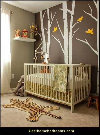 Decorating theme bedrooms  Maries Manor jungle baby bedrooms  jungle theme nursery decorating