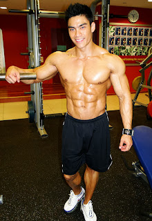 daily bodybuilding motivation adrian tan  amazing abs