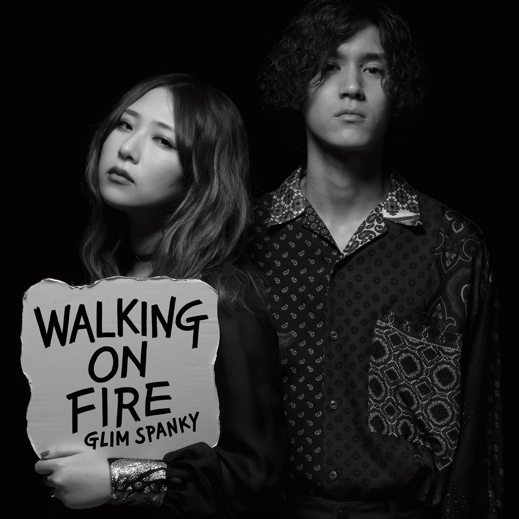 GLIM SPANKY - Walking On Fire [2020.10.07+MP3+RAR]