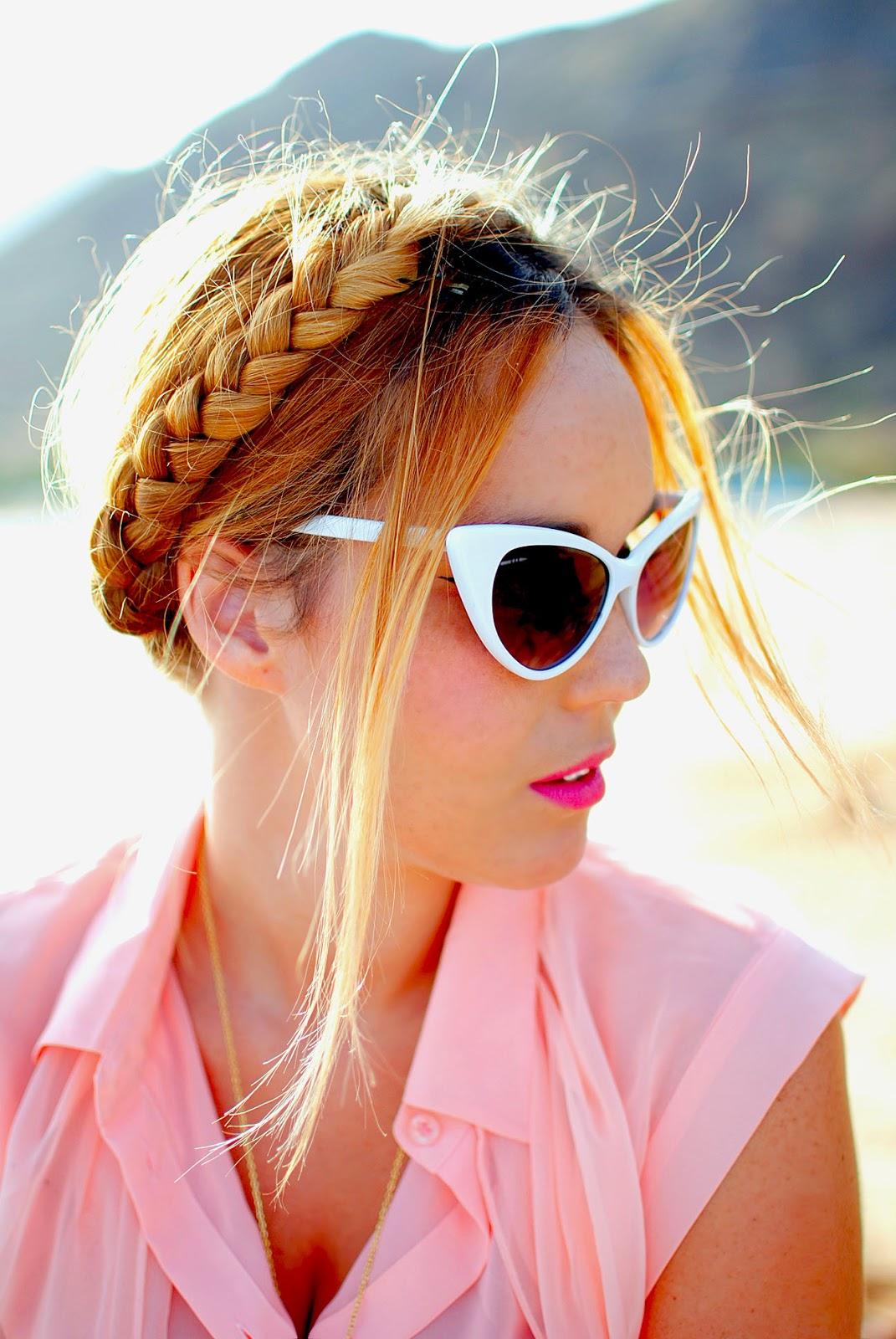 ney hdez, espadrilles, cherry print, hairstyle, braid, nowistyle, trenza, zerouv