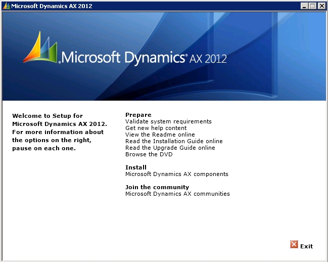 Microsoft dynamics ax 2012 installation guide by anegis.