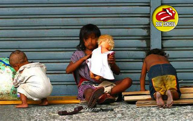 Tres niños más murieron de hambre esta semana en Maracaibo