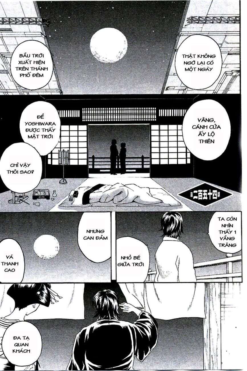 Gintama Chap 254 page 3 - Truyentranhaz.net