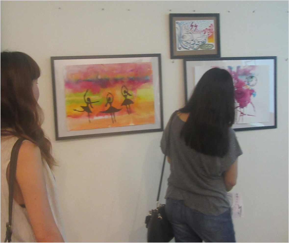 as i see it su mei s art therapy exhibition