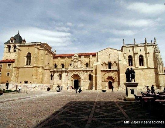 Basílica de San Isidoro, León