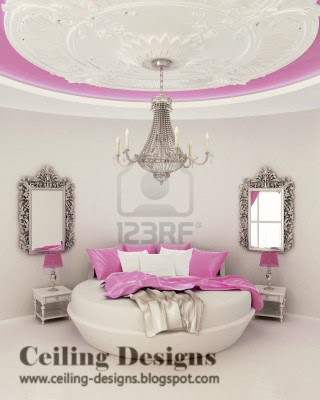 Modern Kids Room Gypsum Ceilings Designs | Interior Decorating and ...