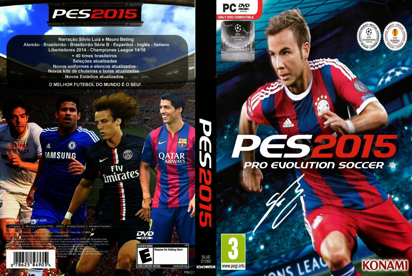 Baixar Pro Evolution Soccer 2015 PC XANDAODOWNLOAD 2B  2BPES 2B2015