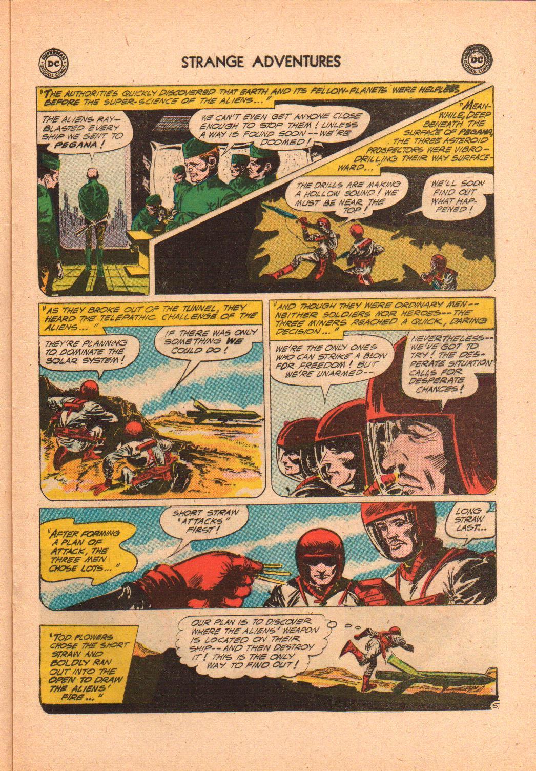 Strange Adventures (1950) issue 118 - Page 17