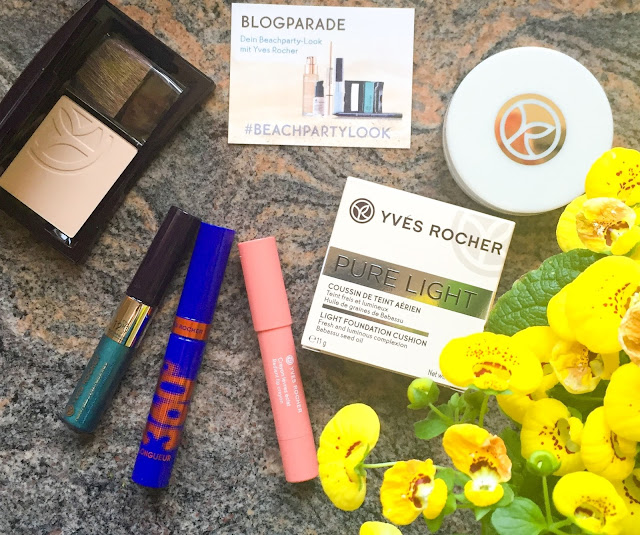 Blogparade: Bachparty-Look mit Yves Rocher