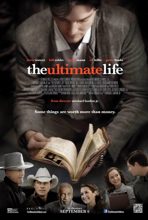 The Ultimate Life (2013) BRRip ταινιες online seires oipeirates greek subs