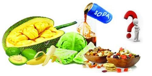 Zat Makanan Yang Dilarang Untuk Peninggi Badan