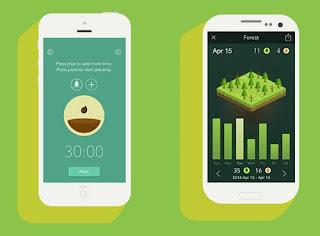 Aplikasi Untuk Atasi Kecanduan Smartphones